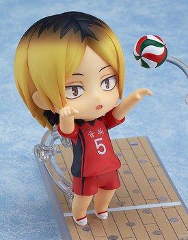 Аниме фигурка Кэнма Козумэ Волейбол 10 см нендроид 1