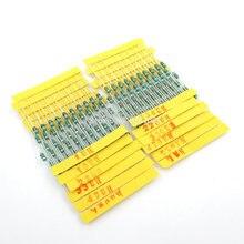 1/4 Вт индуктор ассортимент 0307 0,25 Вт цветное кольцо индуктивности ассортимент 1UH-1MH 12valuesx10 шт = 120 шт индукторов Ассорти набор