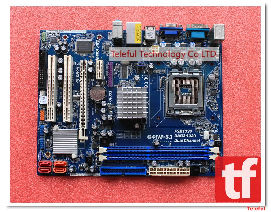 ASRock G41M-S3 Drivers for PC
