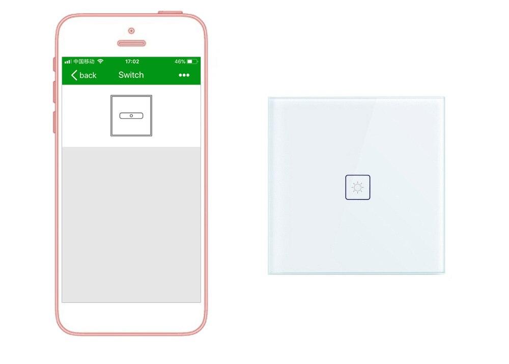 Zigbee 3.0 Interruptor para Smartthings Zemismart UE