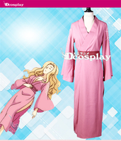 Chinese Anime The Little Red Fox Spider Fairy Clear Pupil Qingtong Cosplay Costume Kimono Girl Dress Women Costume Bathrobe