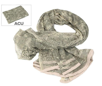 190*90cm Cotton Military Camouflage Tactical Mesh Scarf Sniper Face Veil Camping Hunting Multi Purpose Hiking Scarve 4