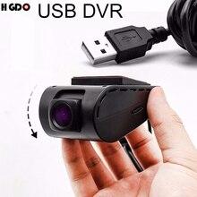 Видеорегистраторы для автомобилей Камера USB DVR Камера для Android dvd-плеер Android 4.2/4.4/5.1.1/6.0.1 Автомобильные ПК DVR спереди цифровой видео Регистраторы