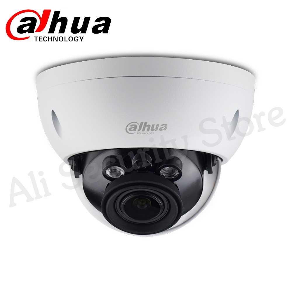 Dahua IPC-HDBW4631R-ZS 6MP Ip Kamera CCTV POE Bermotor 2.7 ~ 13.5 Mm Fokus Zoom H.265 50M IR MSX SD slot Kartu Jaringan Kamera IK10