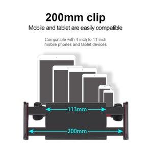 Image 5 - Arosekey 4 11 Universalผู้ถือแท็บเล็ตสำหรับIPad 2 3 4 Mini Air 1 2 3 4 proที่นั่งด้านหลังผู้ถือแท็บเล็ตอุปกรณ์เสริมรถ