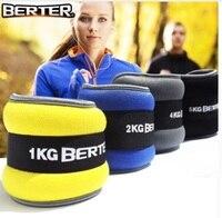 2 шт./1 пара 1 кг регулируемая нога утяжелители для ног бретели для нижнего белья силовые тренировки фитнес оборудования Бег Баскетбол Футбол