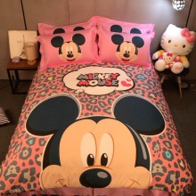 Cotton Mickey Cartoon Set