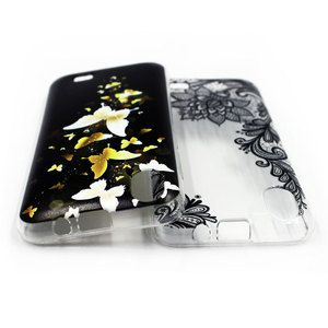 Image 3 - Cool Pattern Case For Prestigio Wize Q3 PSP3471 DUO Case Cover Clear Soft Silicone Phone Cover For Prestigio Wize Q3 Cover Cases