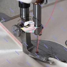 Industrial sewing machine accessories flat hemming foot thin edge width 1.6mm steel presser foot 1/16