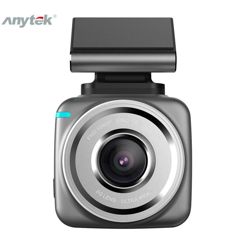Car Dash Cam 2'' 1080P HD Night Vision Dashcam Camera Drive Recorder DVR With GPS Loop Recording WIFI Car Mirror Camera Q2