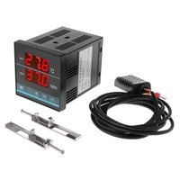 Digital Humidity & Temperature Controller Thermostat Hygrometer Regulator