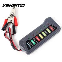 12 V High Quality Universal Battery Diagnostic Testing Tool Auto Digital Battery Alternator Tester Car Vehicle