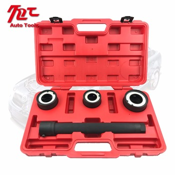 4pc Hand Tool Set Of Steering Rack Knuckle Tool Tie Rod End Track Joint Removal Universal Removal and Installation Service kit
