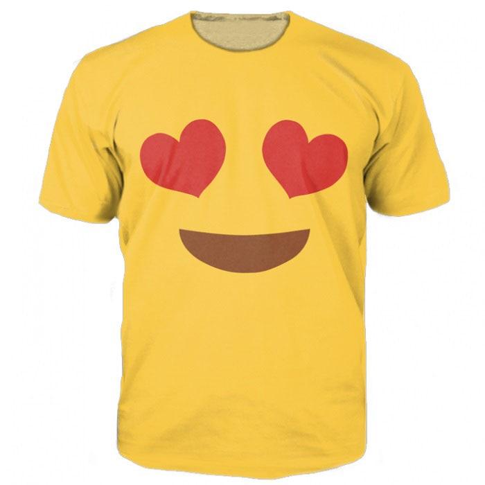 Emoji Shirt Yellow Promotion-Shop for Promotional Emoji ...