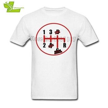왜냐하면 Race Car T Shirt 남성 최신 유니크 Camisetas 캐주얼 편안한 티셔츠 남성용 반소매 O 넥 클럽 Teenboys Tops