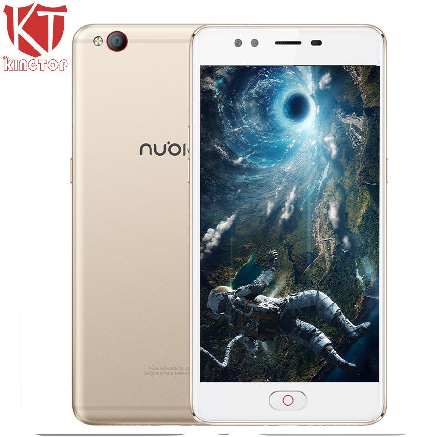 KT международной прошивки zte Nubia m2 Lite 3 ГБ Оперативная память 64 ГБ Встроенная память Android мобильного телефона 5,5 дюймов MT6750 4 ядра сзади 13.0MP 3000 м