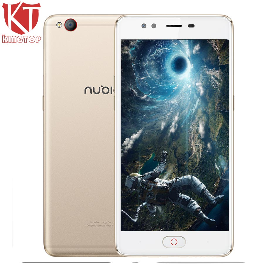 KT International Firmware ZTE Nubia M2 Lite 3GB RAM 64GB ROM Android Mobile Phone 5 5