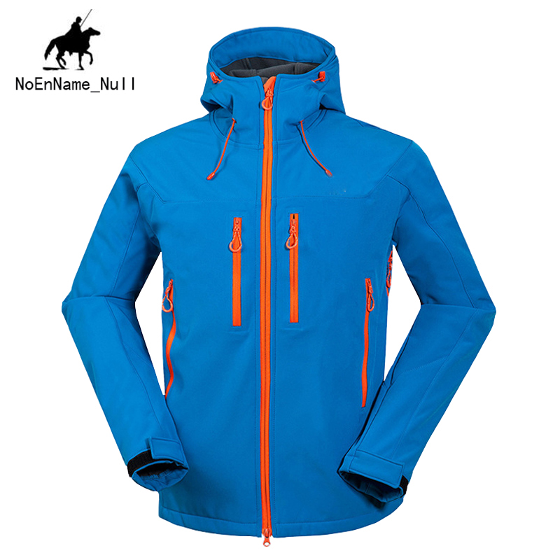2017 New Listing Autumn and Winter Outdoor Solid Color Windbreaker Long Sleeves Hooded Sports Windbreaker Men 3 Colors 150 new arrival autumn and winter 2017 outdoor softshell long sleeves solid color zipper pocket sports windbreaker men 150