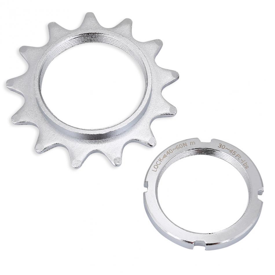 FixedGear Bike Rear Back Riding Bearing Hub Cog Sprocket 13//14//15//16//17//18T