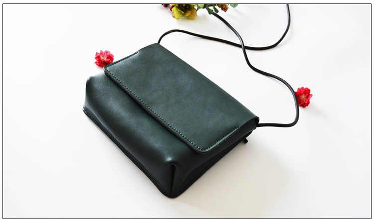 Dames unique sac à bandoulière édition bricolage manuel en cuir cuir acrylique moule laser découpe modèle 22.5x17.5x6.5cm