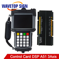 DSP A51 CNC Router Machine Controller CNC Router DSP CNC Router Machine Control Card 3Axis