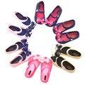13-15 cm Verano Mini Melissa Arco Zapatos de La Jalea de La Princesa niños Sandalias de Los Niños Sandalias de Playa Zapatos de La Muchacha Del Bowknot Lindo Sapato Menina