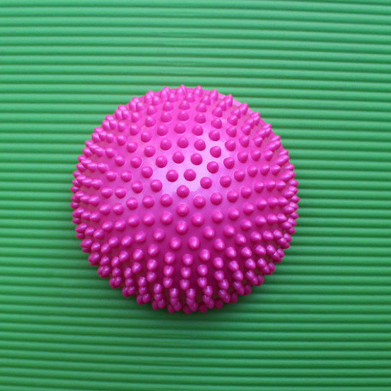 NEW Inflatable Half Sphere Yoga Balls PVC Massage Fitball Exercises Trainer Balancing Ball For Gym Pilates Sport Fitness
