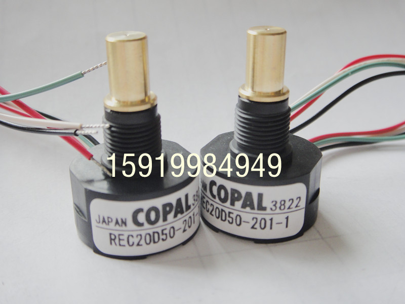 [VK]Japan COPAL encoder photoelectric encoder REC20D50-201-1 original import genuine 2PCS/LOT FREESHIPPING (switches) original new 100% japan import 84pw031 pcu p248 cxa 0437 inverter power accessories