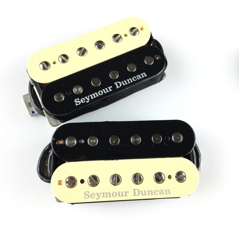 Seymour Duncan SH 4 and SH 2n Guitar Pickups Hot Rodded Humbucker Set
