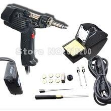 AOYUE 8800 Handheld Electric Vacuum Desoldering Pump Solder Sucker Gun Desoldering Gun