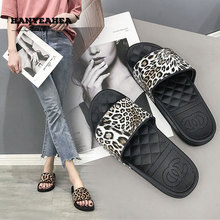 Leopard Shoes Women's Summer Shoes Casual Fashion Flat Slippers Classic Fashionable Leopard Shoes Women's Summer Shoes цена и фото