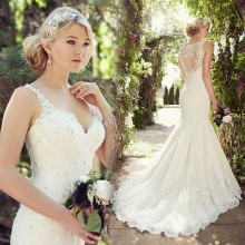 WERAIMJX Dress 2019 Mermaid Wedding Dresses