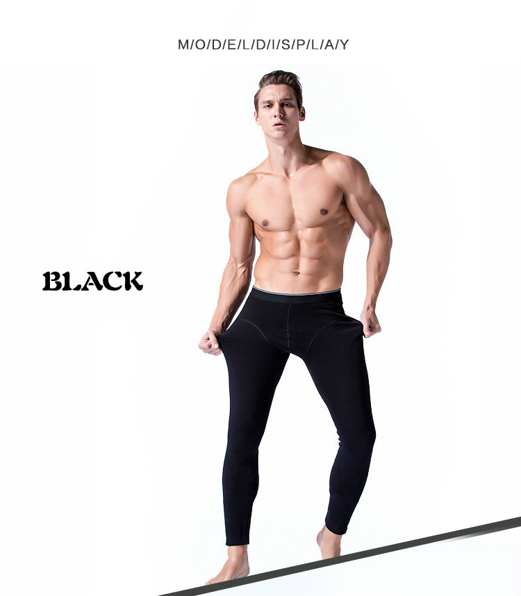 Tie Dye Men\u2019s Thermal Long Underwear
