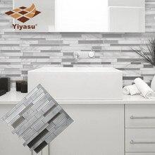 Самоклеющиеся виниловые наклейки на стену для ванной комнаты, кухни, домашнего декора DIY W4