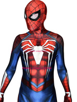 NOUVEAU PS4 INSOMNIAQUE SPIDERMAN COSTUME 3D Imprimer Spandex Jeux Spidey Costume Fullbody Spider-Man Super-Héros Costume Vente Chaude