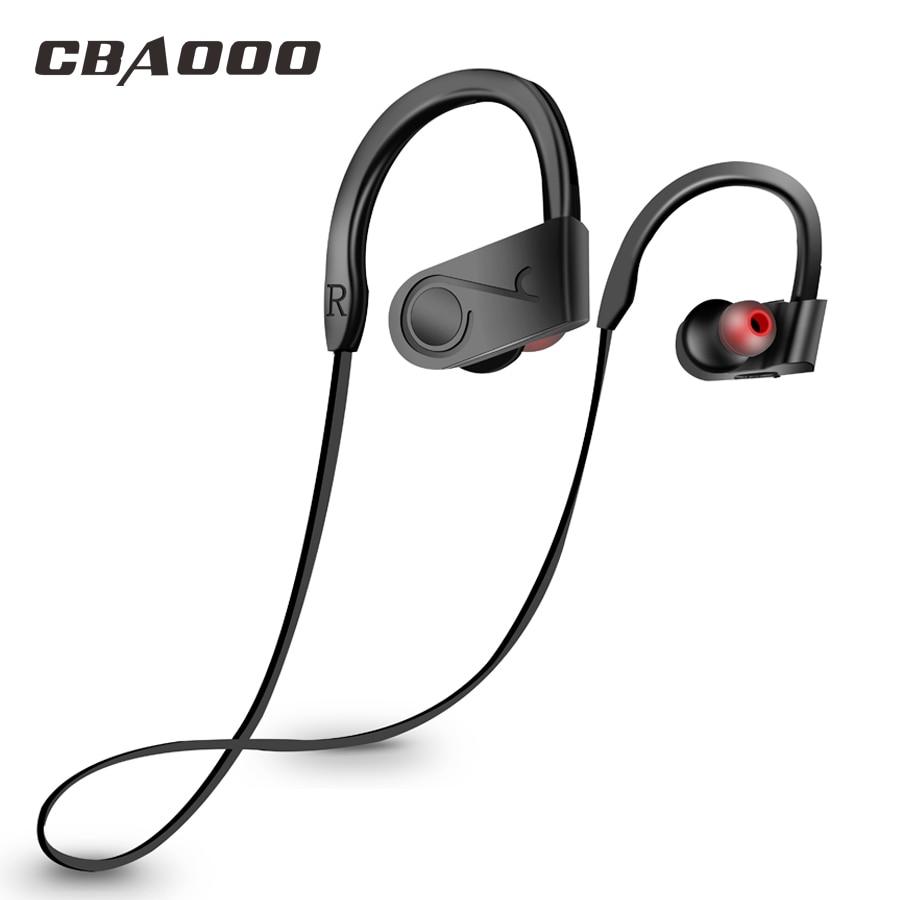 CBAOOO Sport Senza Fili Bluetooth Cuffia Auricolare Bass Auricolare bluetooth auricolari con IL MIC kulakl k per il iphone xiaomi telefono