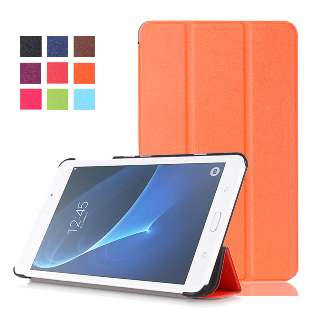 3 in 1 Folio stand PU leather magnetic cover case for Samsung Galaxy Tab A 7.0 T280 T285 SM-T280 SM-T285