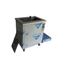 2000Watt ultrasonic cleaner removable tank Electronic Semiconductor 28khz/40khz ultrasonic tank for cleaning