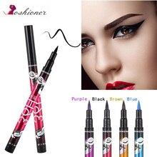 4 цвета черный 36H карандаш-подводка для глаз Водонепроницаемый Ручка точность долговечный жидкий карандаш-подводка для глаз, мягкий Make Up Инструменты