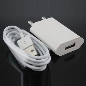 2 in1 USB AC EU Wall Power Ada