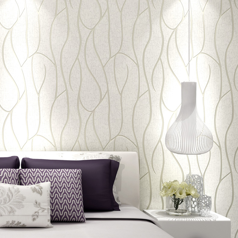 Modern 3D Fashion Non-woven Vertical Striped Wallpaper For Living Room Bedroom TV Background Wall Home Decor Art Wallpaper Roll