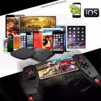 Con caja IPEGA PG-9055 Araña Roja Ajustable Inalámbrico Bluetooth Gamepad Del Regulador Del Cojín para Android y IOS Smartphone/Tablet/PC