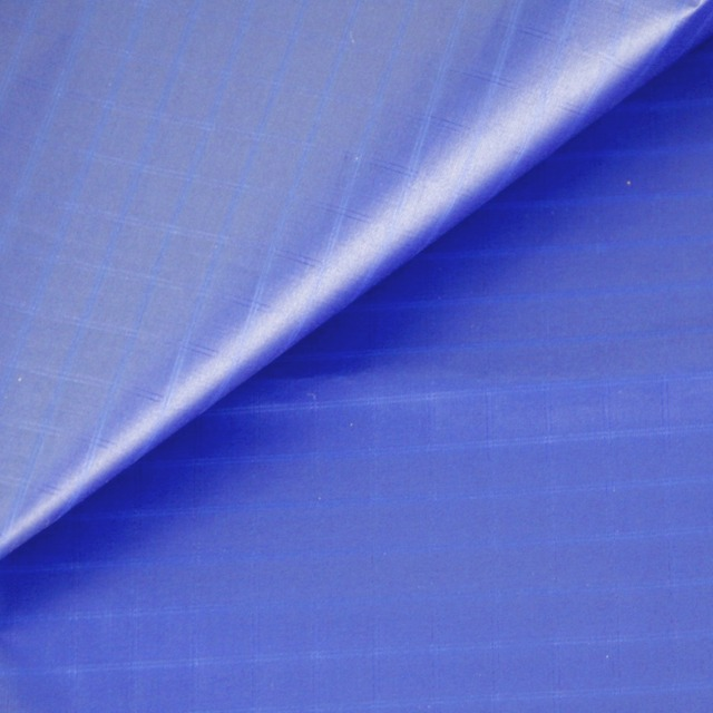 Envío Libre PC20 Azul 1 M Al Aire Libre Impermeable ultrafino Material de Tela de Nylon Ripstop Cometas Tiendas de Fabricación de Tela