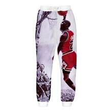 227886f9a6c Michael Jordan Joggers Pants Men Women Basketball 3D Trousers Autumn Winter  Trouser Casual Women Men Pants Unisex Sweatpants