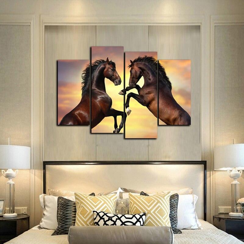 3D квадратная полная Алмазная картина, горный хрусталь, ремесло, мозаика, украшение 5D, алмазная вышивка, вышивка крестом, лошадь, картина, жив...