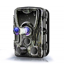 Suntekcam HC-801A Hunting Camera 16MP 32GB/64GB Trail IP65 Photo Traps 0.3s Trigger Time 850nm Wild 1080P 16:9