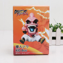 Kid Buu Middle Finger Toy Figure (12 CM) Sold Separately