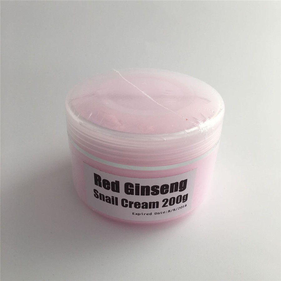 High Quality red ginseng snail cream
