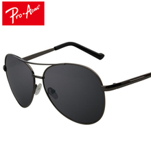 Pro Acme Classic Aviation Sunglasses Men Pilot Driving Night Vision Sun glasses for Men Shades Oculos de sol masculino CC0834