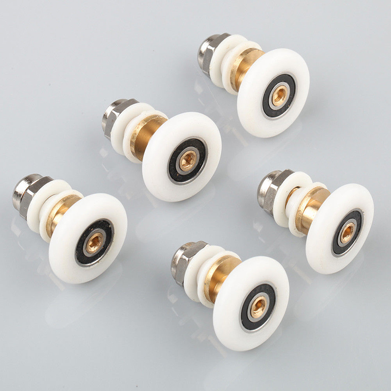 1pcs Shower Room Accessories Shower Door Rollers Wheels Bathroom parts door pulley sliding bearing eccentric fittings CP190